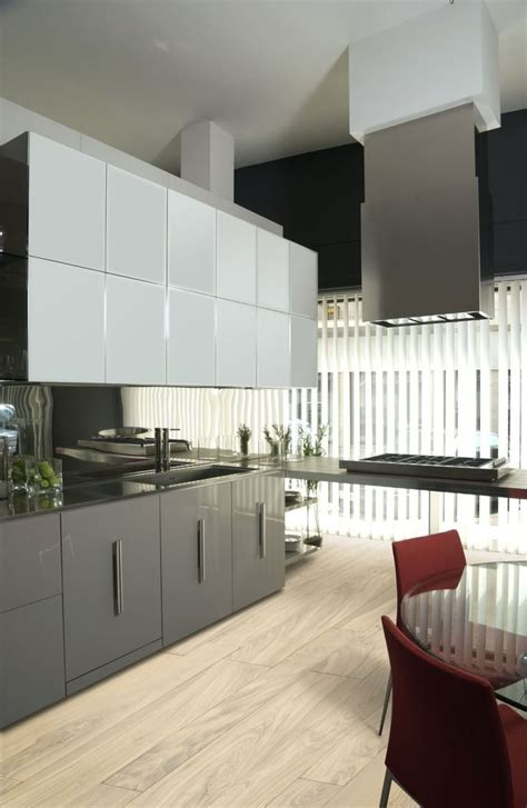 contemporary kitchen cabinets design ral 7037 dusty grey high gloss kitchen design в 2018 г 5698