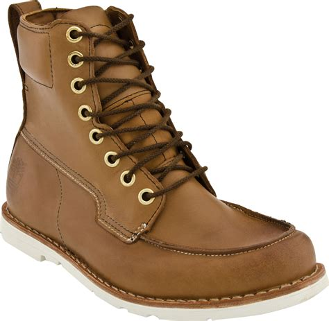 Timberland Earthkeepers Rugged 6 Boot by Timberland Moc Toe