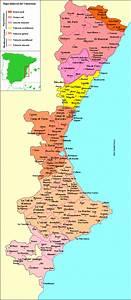 Mapa Dialectal Del Valenciano