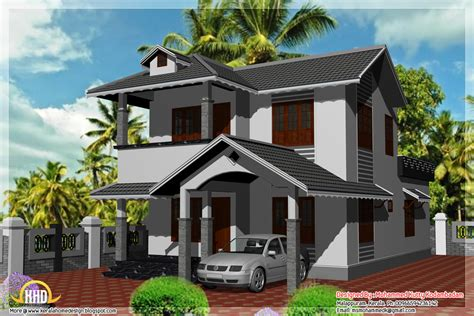 bedroom  sqft kerala style house indian house plans