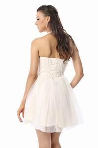 noble beige a line halter lace flowers short mini With beige short wedding dresses