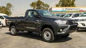 Toyota Hilux 4x4 Pickup Diesel Single Cab 2 8l Diesel 4x4