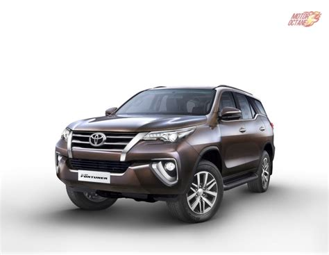 toyota fortuner  india price launch date features