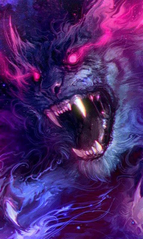 Beast Scary Wolf Wallpaper by Free Wolf Beast Live Wallpaper Apk For Android