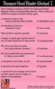 Romance Novel Reader Workout I - Smart Bitches, Trashy Books
