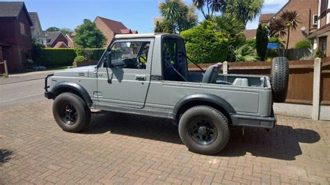 suzuki samurai lwb in deal kent gumtree