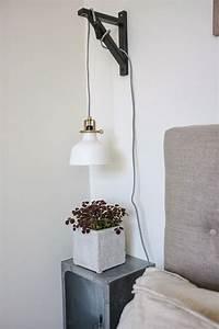 Lampe Chevet Scandinave : lampe scandinave ranarp par ikea 24 id es de d co sympa ~ Teatrodelosmanantiales.com Idées de Décoration