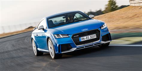 Review Audi Tt Coupe by 2017 Audi Tt Rs Coupe Review Caradvice