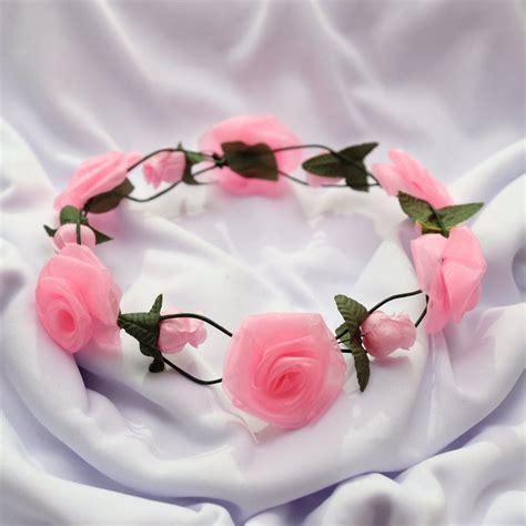 gambar jual bunga pink stiker saklar lampu light switch