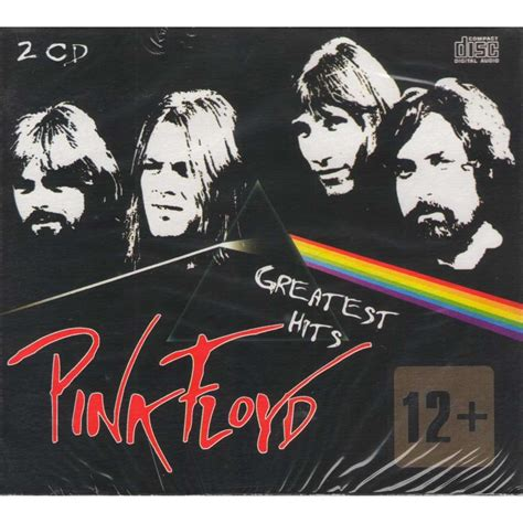 Pink Floyd Best Albums Greatest Hits 2 Cd By Pink Floyd Cd X 2 With Import Cd