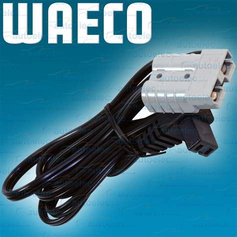 waeco 12v dc genuine cable lead cord suit cf40 cf50 cf50dz