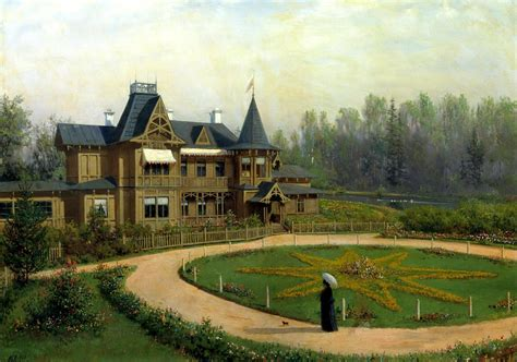 The 7 Most Common Kinds Of Country Houses In Russia