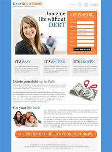 30 best mobile friendly landing page design templates 2014 With lead capture page templates free