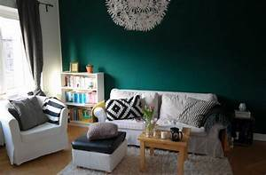 Wohnzimmer Farbe Gestaltung : wandfarben gestaltung wohnzimmer ~ Markanthonyermac.com Haus und Dekorationen