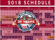 Somerset Patriots Release 2018 Schedule • Double G Sports