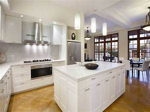 Pendant lighting ideas for kitchen : Stunning kitchen pendant lights with white kithen theme