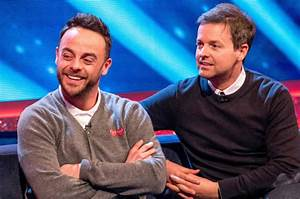 Ant and Dec suffer dangerous crash while rehearsing for ...