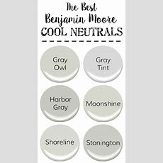 The Best Neutral Paint Colors  Bless'er House