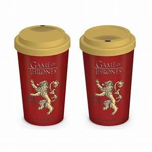 Mug à Emporter : mug emporter game of thrones l effigie de la maison lannister sur logeekdesign ~ Teatrodelosmanantiales.com Idées de Décoration