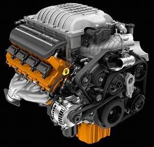 Hot Rod Engine Tech 2015 Dodge Challenger Srt Hellcat