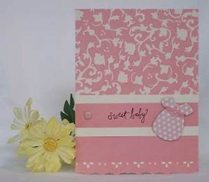 Baby Card Ideas cute baby cards you can create for a