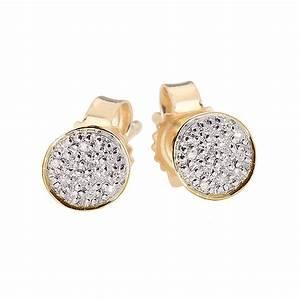 small diamond stud earrings by letters by zoe annielka With diamond letter stud earrings