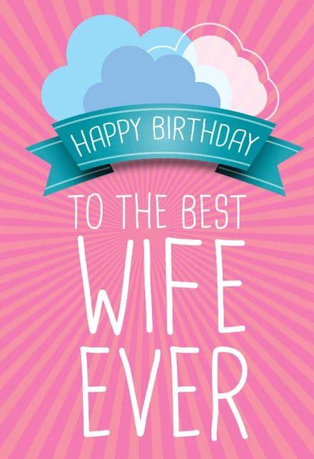 birthday cards  wife   island