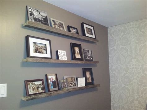barn board ideas barn board picture shelves decorating ideas