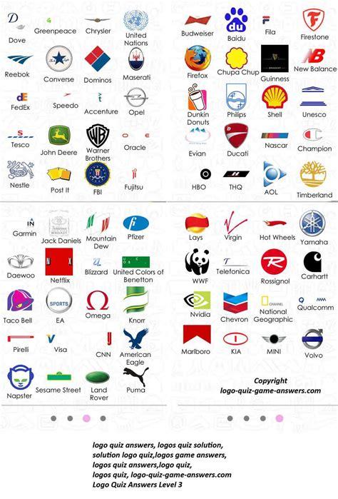 logo quiz answers level 9 picture logo wallpaper