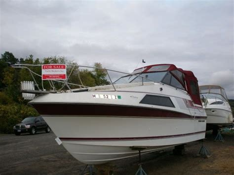 Boat Financing Mn by 1986 Carver Montego 2657 Power Boat For Sale Www