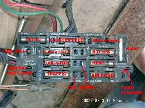 72 Chevy Fuse Box Diagram by 1948 Chevy Truck Fuse Box Fuse Box And Wiring Diagram