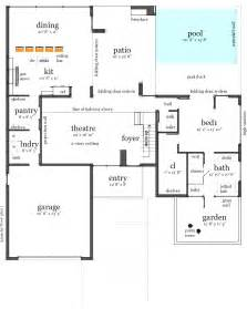 pool house plans with bedroom house plans and design modern house plans with pool