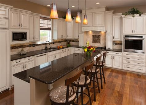 Reico Cabinets Richmond Va by Traditional White Kitchen Remodel In Roanoke Va