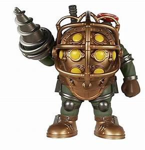 Funkie Big Daddy : funko pop games bioshock big daddy 6 action figure 0 0 ~ Michelbontemps.com Haus und Dekorationen