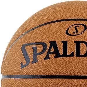 ballon de basket nba replica spalding gameball