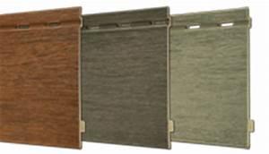 Fassadenpaneele Kunststoff Hornbach : fassadensysteme vox aus kunststoff ~ Watch28wear.com Haus und Dekorationen