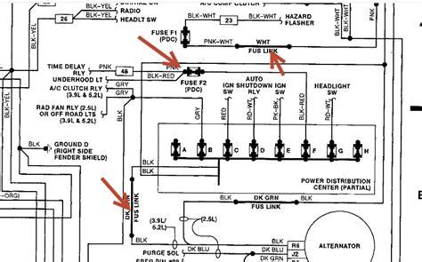 dodge dakota service manual   relays faq