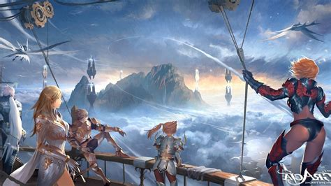 lineage ii video games loading screen wallpapers hd