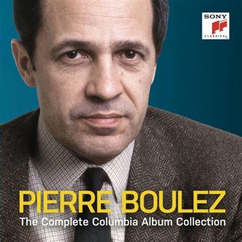 Pierre Boulez 1925-2016