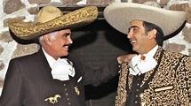 Vicente Fernández Jr. desmiente sufrir parálisis facial ...