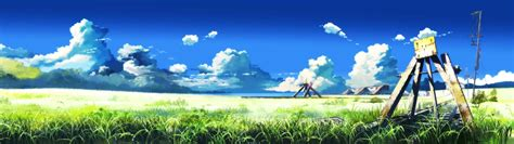 Dual Monitor Animated Wallpaper - best anime dual monitor hd pictures ololoshenka hd