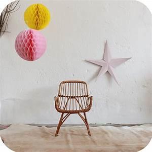 Fauteuil Rotin Enfant : fauteuil rotin vintage enfant ann es 50 atelier du petit parc ~ Teatrodelosmanantiales.com Idées de Décoration