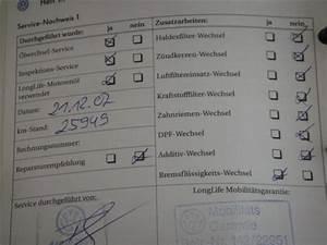 Carnet D Entretien Volkswagen : entretiens et services faire pour passat tdi 130 automatique page 1 passat v technique ~ Gottalentnigeria.com Avis de Voitures