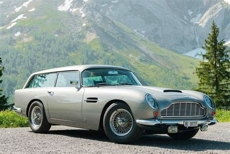 an ultra rare aston martin db5 shooting brake is for sale gear patrol
