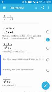 7 Android Math Solving Apps To Calculate On The Fly