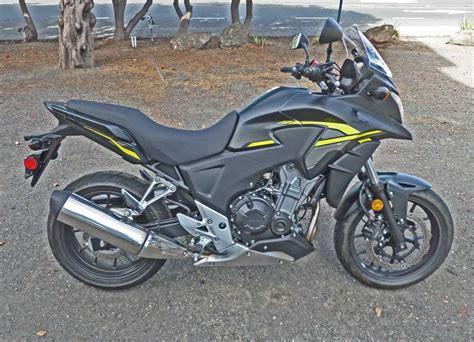 2015 Honda Cb500x Abs Test Ride