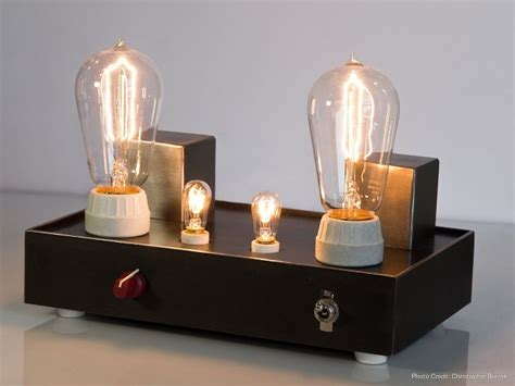 TUBE AMP LAMP   www.lamacek.com