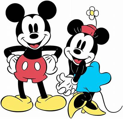 Mickey Classic Minnie Mouse Friends Clip Disney