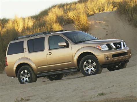 2006 Nissan Pathfinder Le 4x4 Pictures