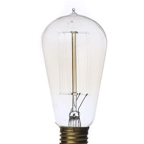 4 75 quot vintage 40 watt edison style light bulb lighting